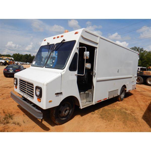 1991 GMC CAMERA VAN Box Truck