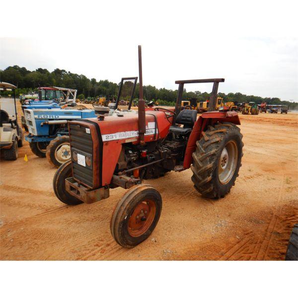 MASSEY FERGUSON 231 Farm Tractor