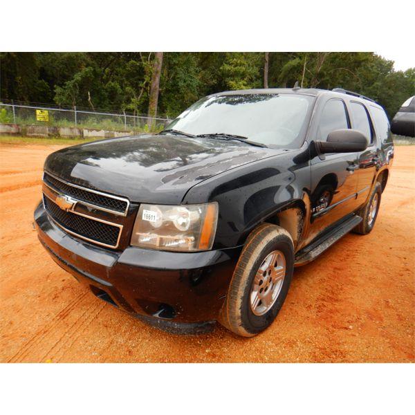 2008 CHEVROLET TAHOE LS SUV