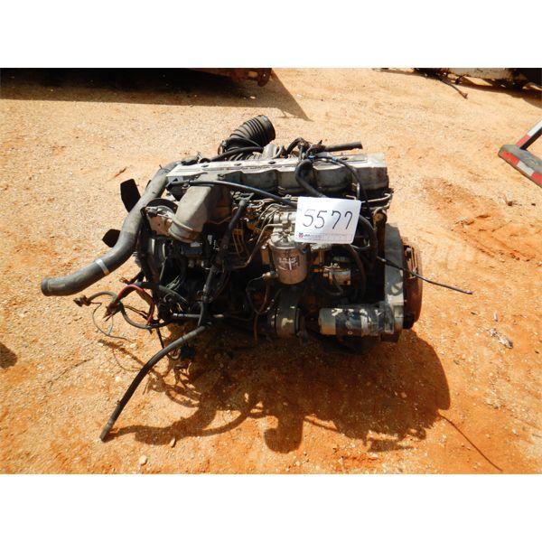 CUMMINS DIESEL TURBO ENGINE (A1)