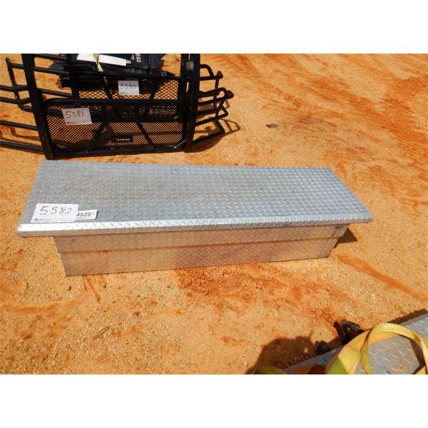 ALUMINUM TOOL BOX (FITS PICK UP TRUCK) (A1)