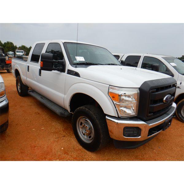 2014 FORD F250 XL Pickup Truck