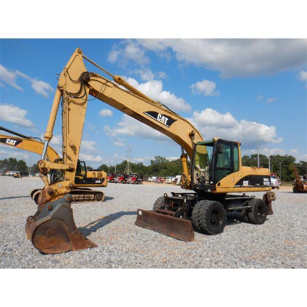 2004 CAT M322C Excavator