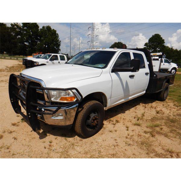 2012 RAM  Flatbed Truck