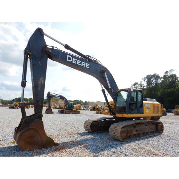2011 JOHN DEERE 350D LC Excavator