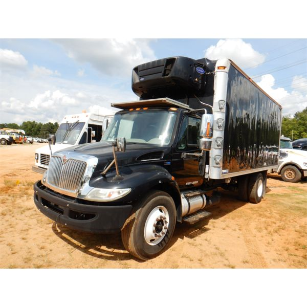 2013 INTERNATIONAL DURASTAR Reefer / Refrigerated Truck