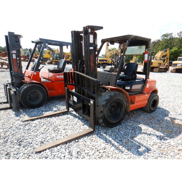 2018 VIPER FD35RT Forklift - Mast