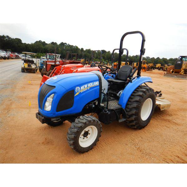 2014 NEW HOLLAND BOOMER 33 Farm Tractor