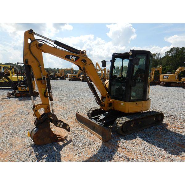 2017 CAT 303.5E2 Excavator - Mini