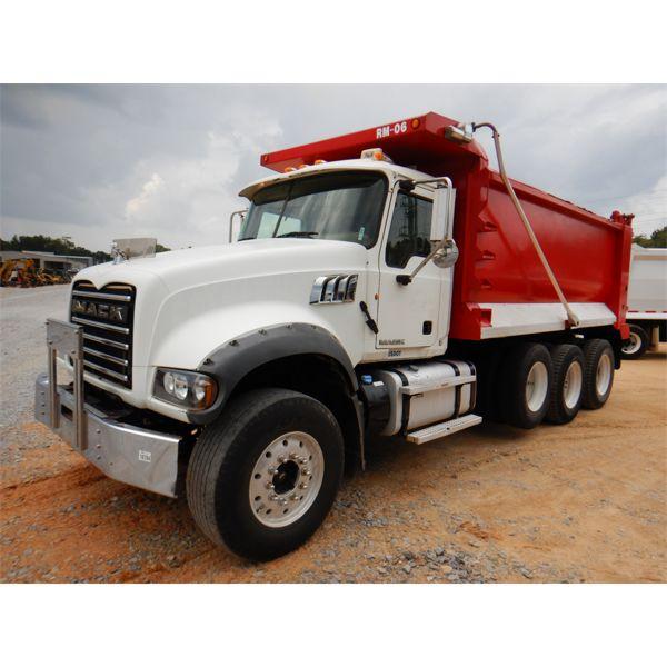2012 MACK GU713 Dump Truck