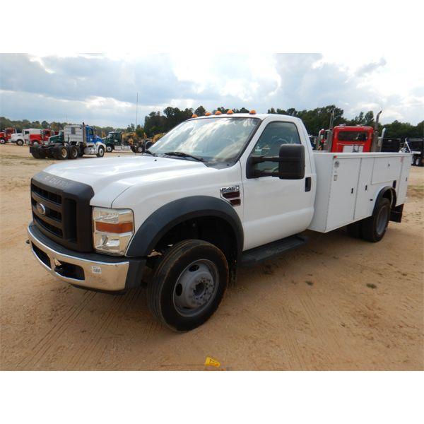 2008 FORD F450 XL Service / Mechanic Truck
