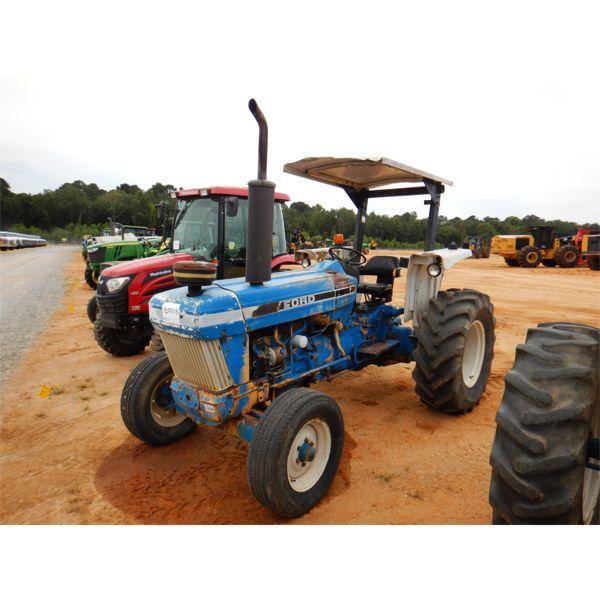 FORD 7610 Farm Tractor