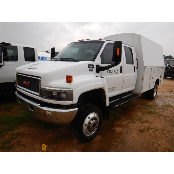 2007 GMC C4500 Service / Mechanic Truck