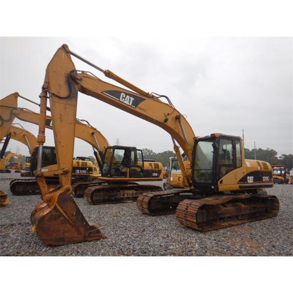 2005 CAT 320CL Excavator
