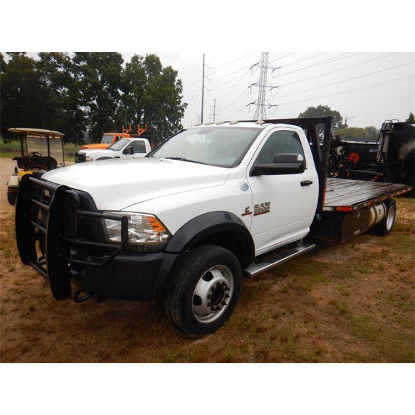 2014 RAM 5500 HEAVY DUTY Flatbed Truck