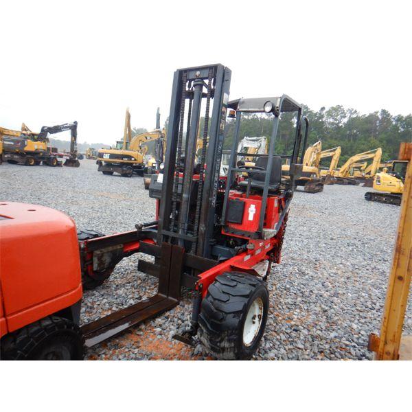 MOFFETT M5000 PIGGYBACK Forklift - Mast
