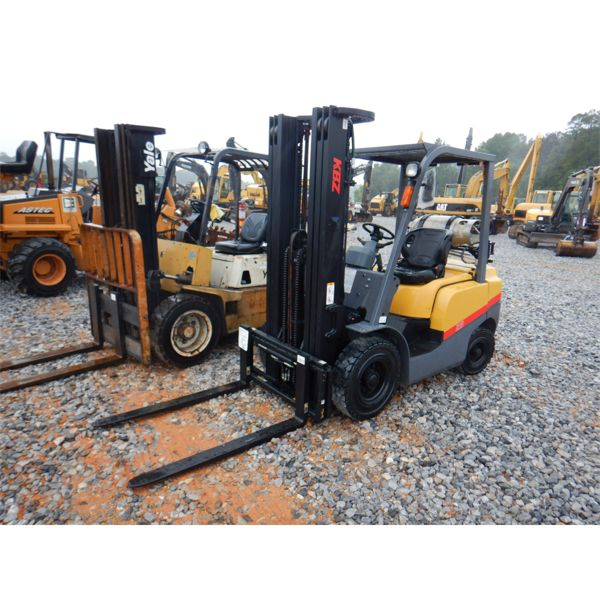 KBZ FT25T Forklift - Mast