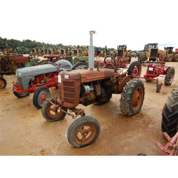 FARMALL MODEL 3 Farm Tractor
