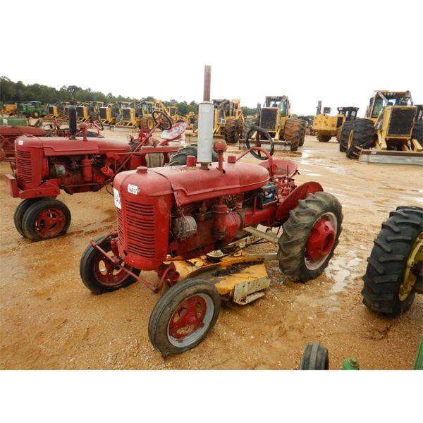 FARMALL MODEL A Farm Tractor