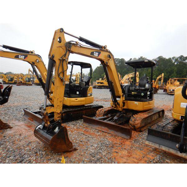 2011 CAT 305.5D CR Excavator - Mini