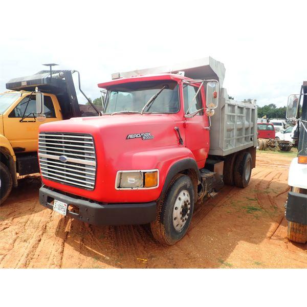 1989 FORD AERO MAX L9000 Dump Truck