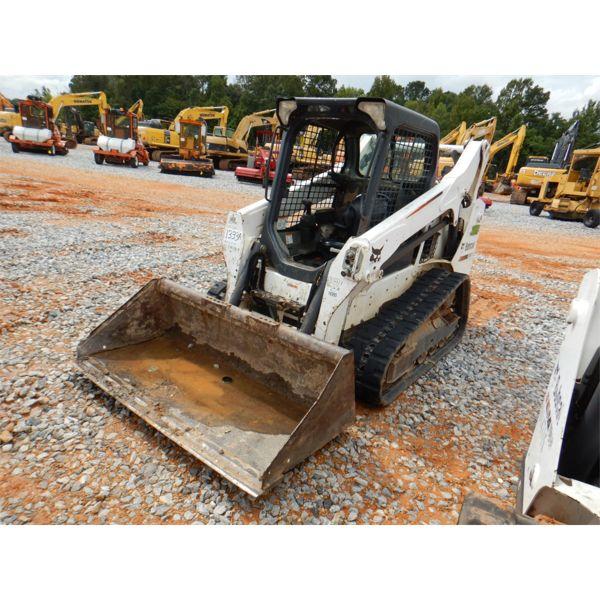 2016 BOBCAT T590 Skid Steer Loader - Crawler