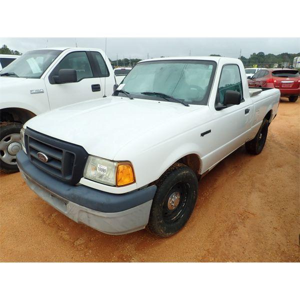 2005 FORD RANGER Pickup Truck