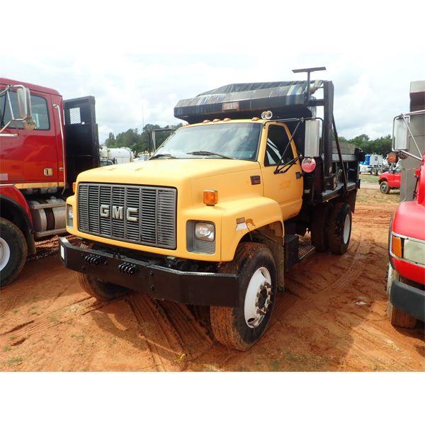 2002 GMC C7500 Dump Truck