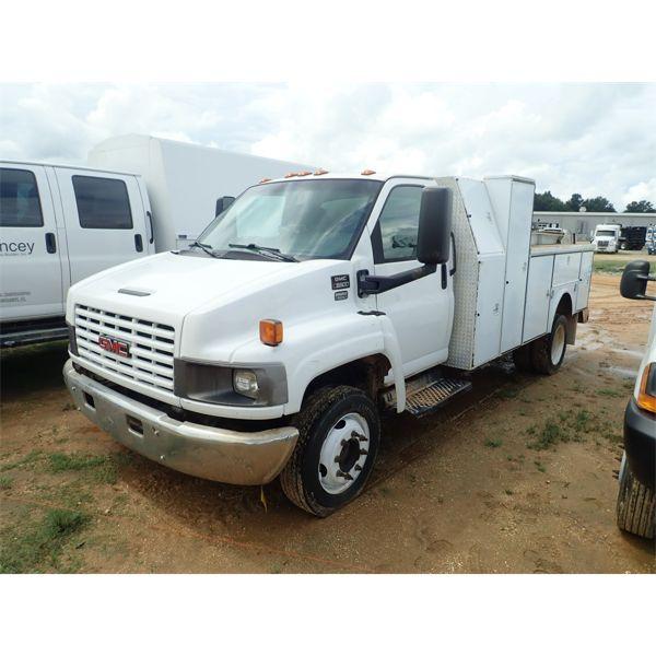 2003 GMC C5500 Service / Mechanic Truck