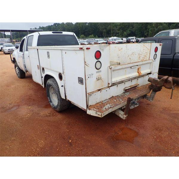 2007 CHEVROLET 3500 HD Service / Mechanic Truck