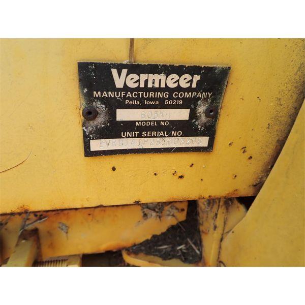VERMEER 605 SERIES K Baler