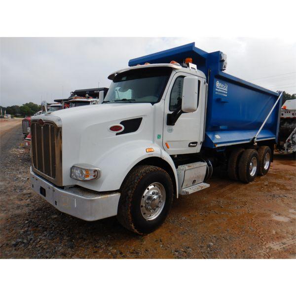 2018 PETERBILT  Dump Truck