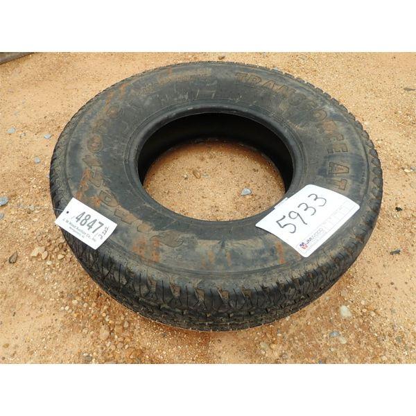 (2) LT265/75R16 TIRES (A2)