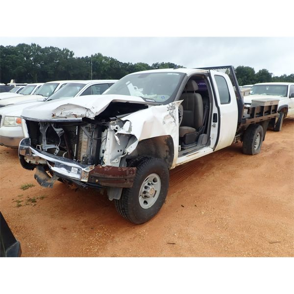 2007 CHEVROLET 2500 Flatbed Truck