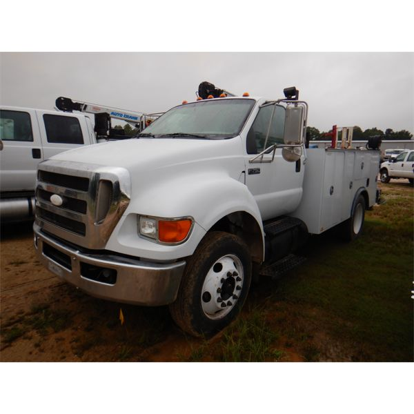 2008 FORD F750 Service / Mechanic Truck