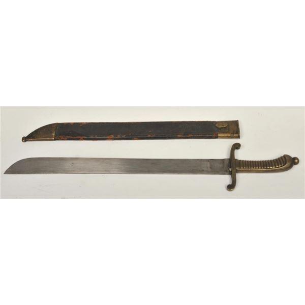 21BG-A165 SAXSON MODEL  SHORT SWORD