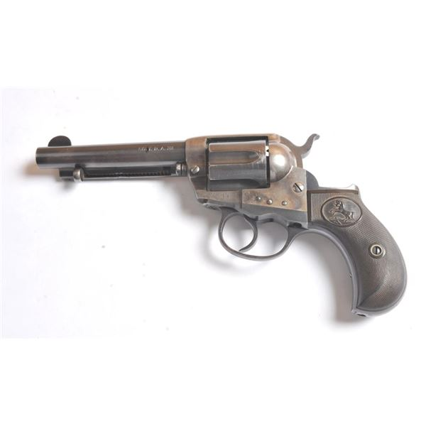 21BK-12 COLT 1877 .38 CAL.