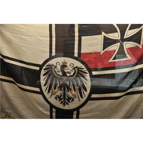 21BZ-1 IMPERIAL GERMAN FLAG