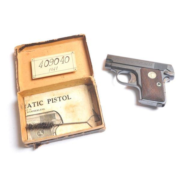 21BX-3 COLT 1908 #409040