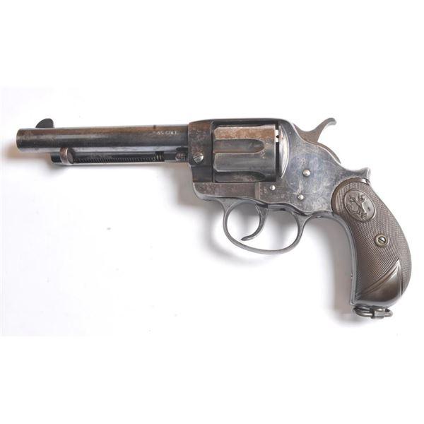 21BK-15 COLT 1878 .45 CAL.