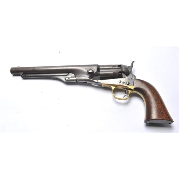 21BK-1 COLT 1860 ARMY FLUTED