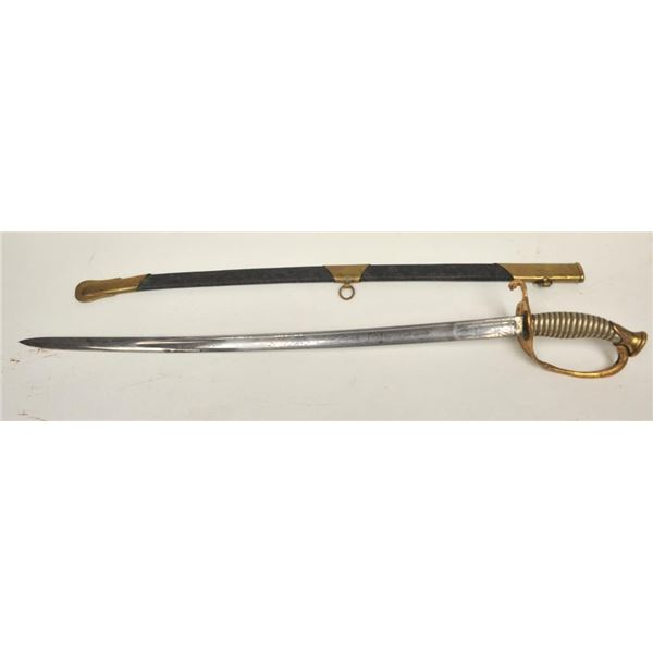 21BG-A276 HORSTMANN SWORD