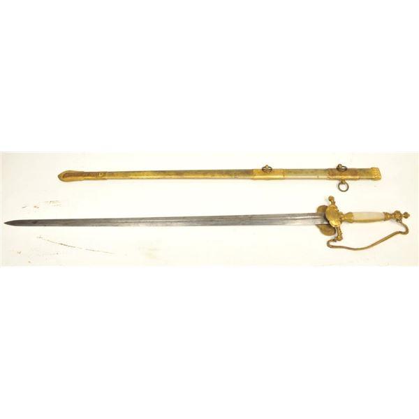 21BG-A157 SISSON PRESENTATION  SWORD