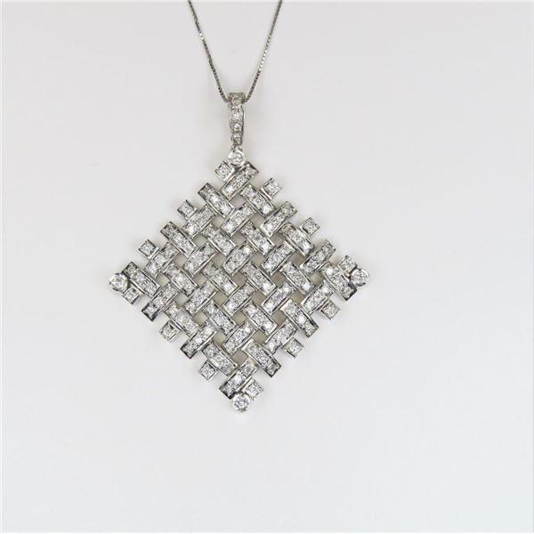 21CAI-22 DIAMOND PENDANT