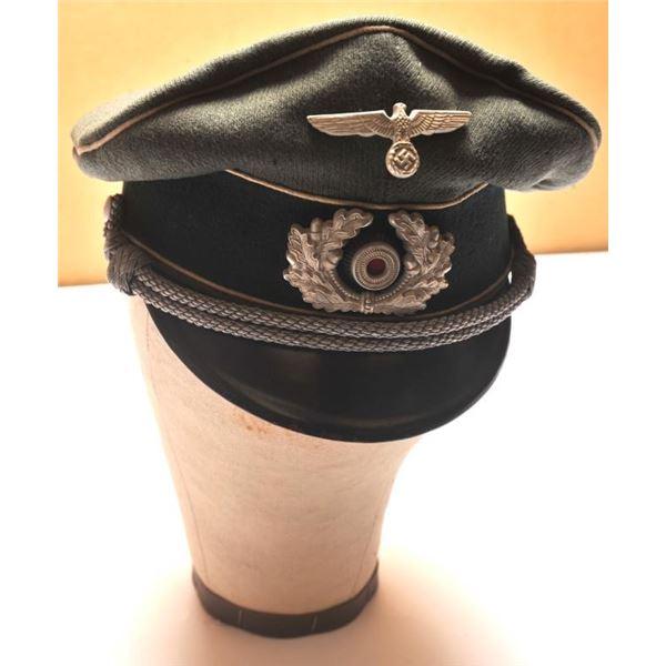 21BH-21 LUFTWAFFE CAP