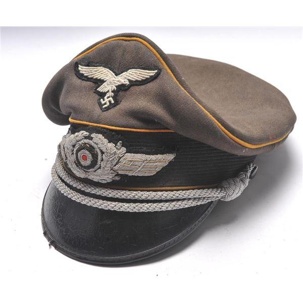 21BH-22 LUFTWAFFE OFFICERS CAP