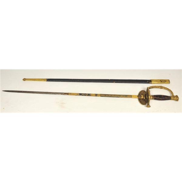21BG-A151 FRENCH PRESENTATION SWORD
