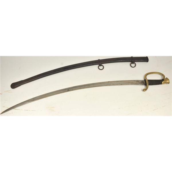 21BG-A198 1840 ARTILLERY SWORD