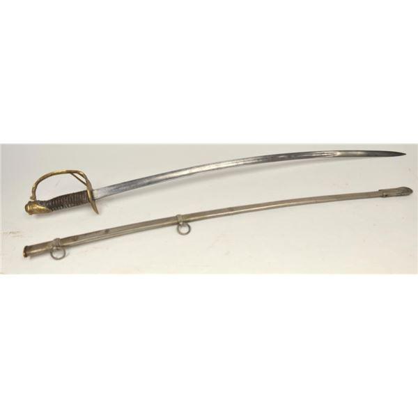 21BG-151D 1872 CAVALRY SWORD