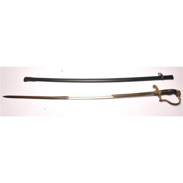 21EC-113 NAZI OFFICER'S SWORD